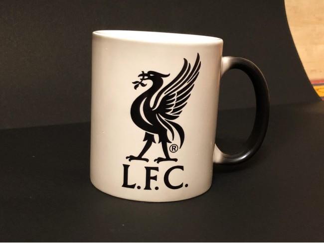 Liver Bird Magic Mug