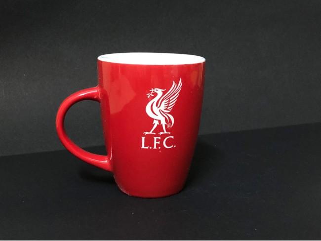 Liver Bird Mug - Red