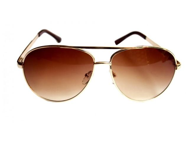 LFC Aviator Sniper Sunglass - Brown