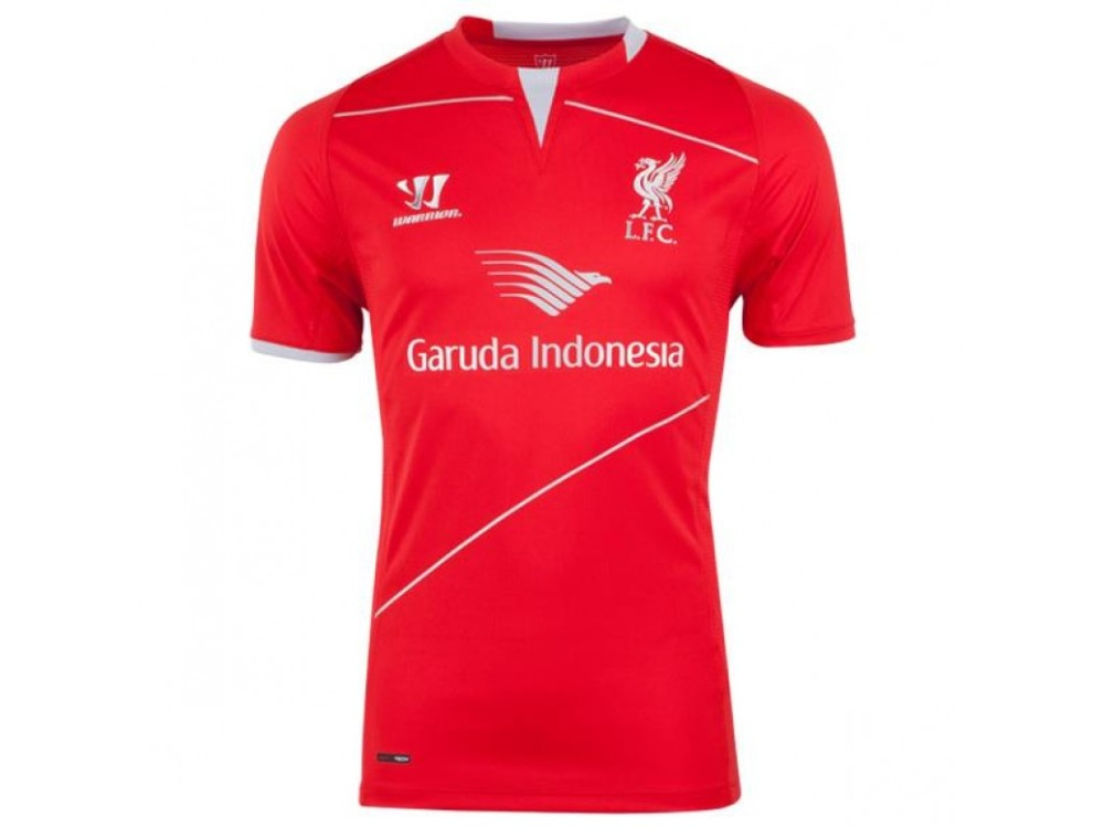 cheap for discount 50463 9b413 Liverpool FC Training Jersey - Red