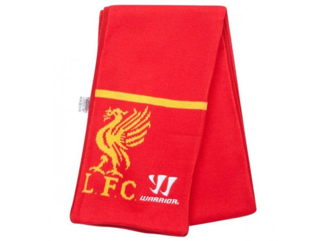 Liverpool FC Kop Scarf - High Risk Red
