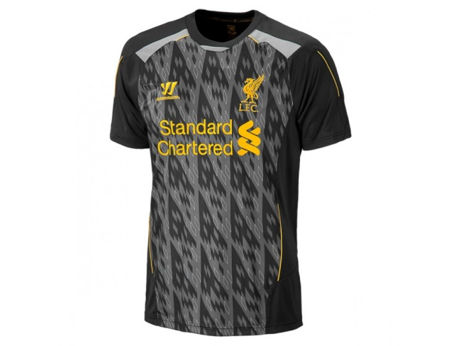 LFC Training Jersey - Black