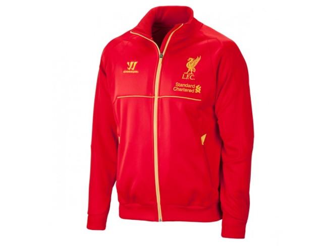 LFC Red Walkout-Travel Jacket