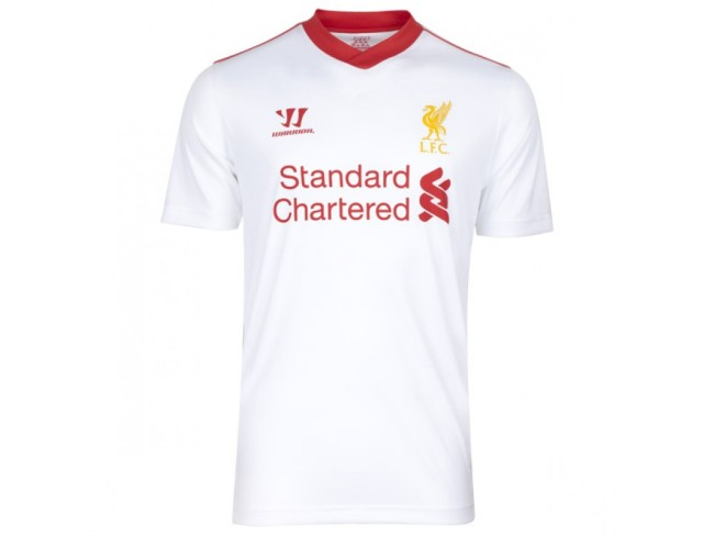 LFC 13-14 Away Kit - Fashion Style