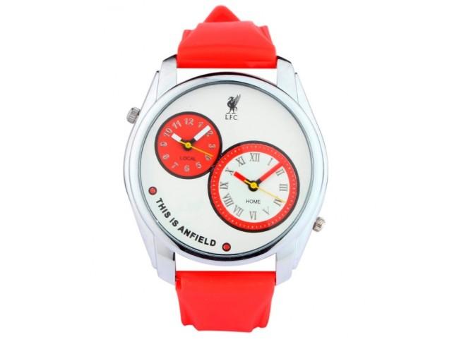 LFC Analog Mutifunction Dual Watch -Red
