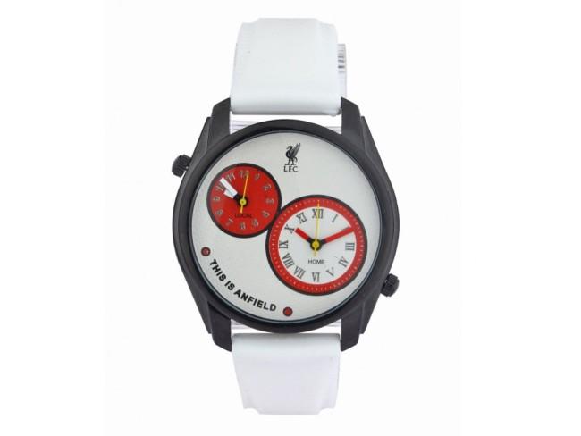 LFC Analog Mutifunction Dual Watch - White