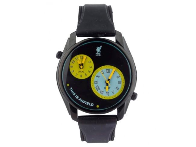 LFC Analog Mutifunction Dual Watch - Black