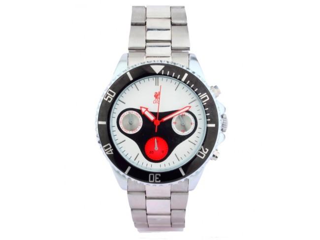 LFC Analog Mutifunction Chrono Metal Strap Watch
