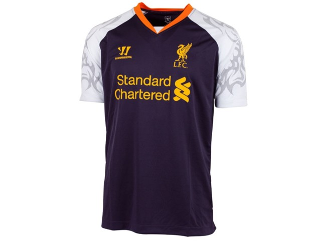 Liverpool FC Third Jersey - Fashion Style