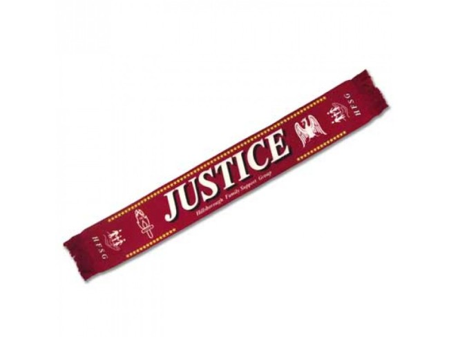 HFSG 'Justice' Scarf